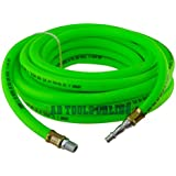 Airline Air Hose High Vis soft rubber 8mm 10m 33ft compressor hose AT875
