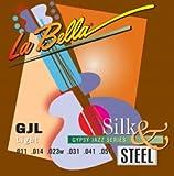 Best Gypsy Jazz - LaBella GJL-BE Jazz Gypsy Silk & Steel Acoustic Review