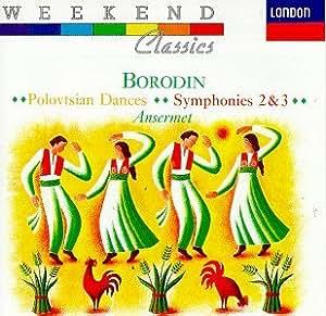 Polovtsian Dances/Sym 2/3