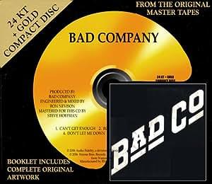 Bad Company [24kt Gold Disc]
