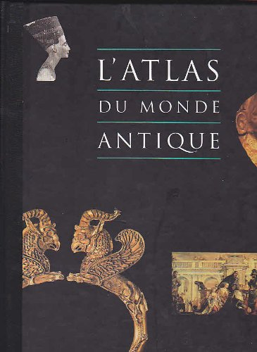 L' atlas du monde antique