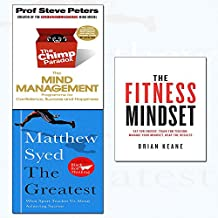 greatest,the fitness mindset and chimp paradox 3 books collection set - what sport teaches us about achieving success,the mind management programme to help you achieve success, confidence and happiness,eat for energy, train for tension, manage your mindset, reap the results