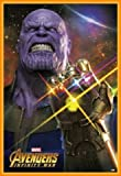 Los Vengadores Póster con Marco (Plástico) - Infinity War (91 x 61cm)