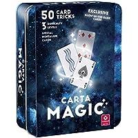 Cartamundi Carta de magia 50 trucos de tarjeta Fabulous Set