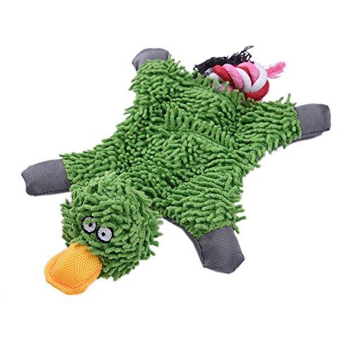 Bulary-Dog-Plush-Toy-Pet-Puppy-Platypus-Shape-Stuffed-Chew-Squeaky-Toys