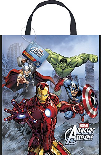 Große Avengers Party Tasche, 33cm x 28cm