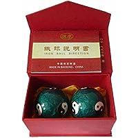 QTZS Chinesische Traditionelle Fitness-Ball Cloisonné Tai Chi Gesundheit Ball Dekompression Handball 50mm280g,... preisvergleich bei billige-tabletten.eu