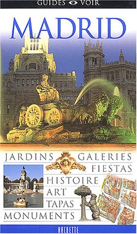 Madrid par Guides Voir