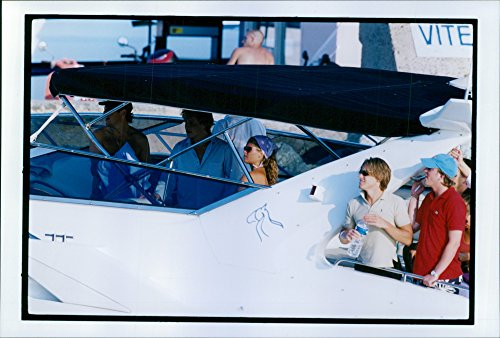 vintage-photo-of-princess-madeleine-with-friends-on-board-luxury-yacht-in-st-tropez