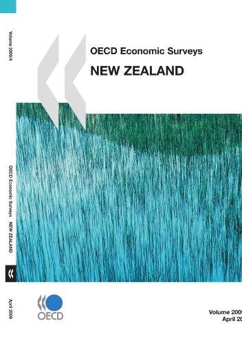 OECD Economic Surveys: New Zealand 2009: Edition 2009 par OECD OCDE