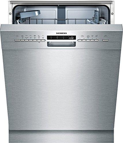 Siemens SN436S00IE iQ300 Unterbauspüler / 1.7 cm / A++ / 262 kWh/Jahr / 2660 L/Jahr / varioFlex-Korbsystem / edelstahl
