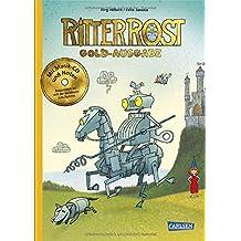 Ritter Rost, Band 1: Goldausgabe: Buch mit CD