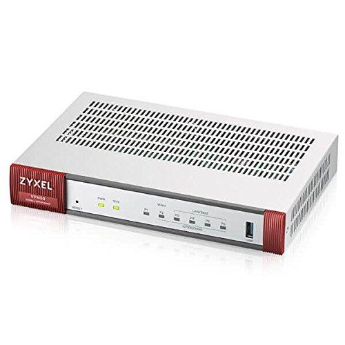 Zyxel ZyWALL 800 Mbit/s VPN-Firewall, empfohlen für bis zu 50 Benutzer, Nebula SD-WAN-fähig [VPN50]