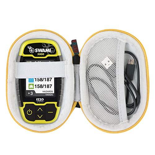 Khanka Ersatz-Reisetasche für Izzo Golf Swami 5000/4000 Golf GPS-Entfernungsmesser