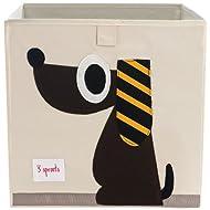 3Sprouts ubxdog Caja perro, multicolor