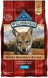 Blau Buffalo Wilderness Rocky Mountain Rezept Trockenfutter Puppy