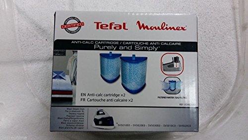 Tefal Moulinex filtro agua antical Plancha sv5010sv5020SV5030repuesto