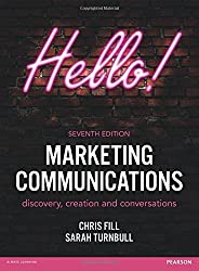 Marketing Communications: Discovery, Creation & Conversations (Expo) by Chris Fill (2016-05-15)