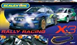 Scalextric Rally Racing X3 Set