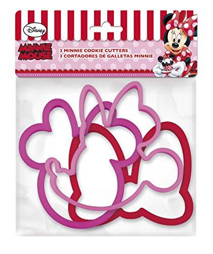 ey Minnie Mouse Ausstechformen; Kunststoff-Produkt; kostenlos bpa ()