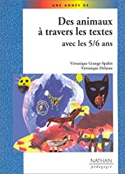 Des animaux à travers les textes avec les 5-6 ans