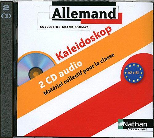 2 CD audio Kaleidoskop - Allemand Bac Pro 3 ans par