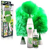 SHIVAAY TRADING Amazing Professional MOTORISED ROTATING GO DUSTER CAR HOME LAPTOP CLEANING CAR ACCESSORY CLEANER