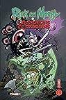 Rick et Morty vs Dungeons et Dragons, tome 1 par Rothfuss