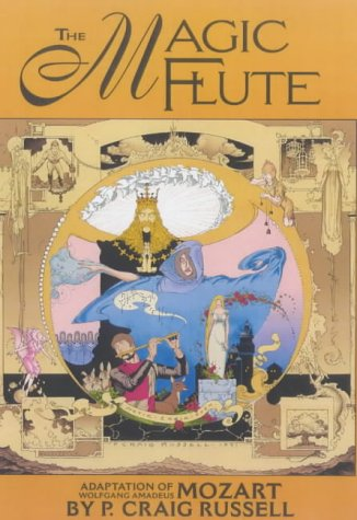 The P. Craig Russell Library of Opera Adaptations Vol. 1: The Magic Flute