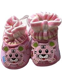 Miss U New Born Baby Boy Baby Girls Bootie Shoes Sandals