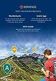 KOMPASS Wanderkarte Berchtesgadener Land, Königssee, Nationalpark Berchtesgaden: 3in1 Wanderkarte 1:25000 mit Aktiv Guide inklusive Karte zur offline ... Skitouren - (KOMPASS-Wanderkarten, Band 794) -
