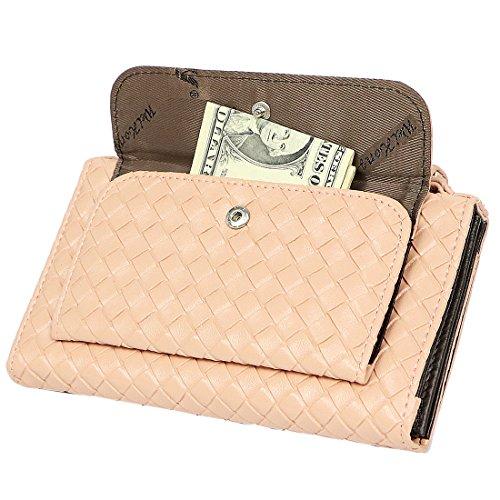 kilofly - Borsa a tracolla donna Pink