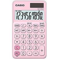 CASIO SL-310UC - 0,8 x 7 x 11,8 cm, color Rosa