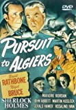 Sherlock Holmes - Pursuit To Algiers [1945] [DVD]