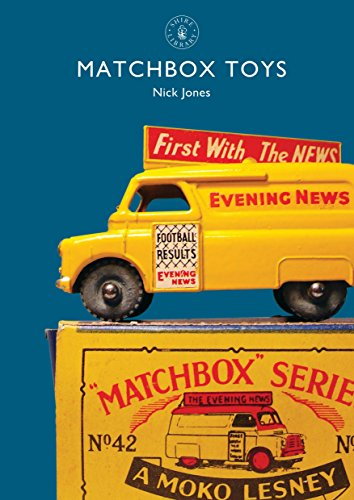 Matchbox Toys (Shire Library Book 826)