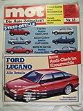 MOT - die Autozeitschrift, Heft 12/1984