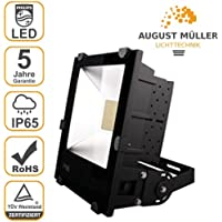 AML® FLP-200 Proiettore per esterni Proiettore a LED faretti, industriali, 20.000 lm, 200W, IP65, 50.000 ore, garanzia di 5 anni [classe energetica A++]