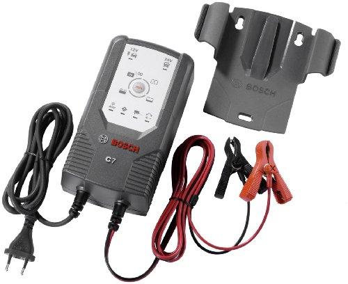 Bosch 018999070 Caricabatterie C7 12-24V
