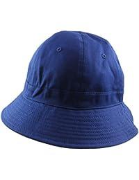City Hunter Bermuda 6 Panel Fabric Bucket Hat