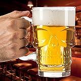 Jarra de Cerveza Calavera