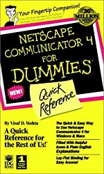 Netscape Communicator 4 for Dummies (For Dummies Quick Reference)