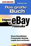 Das große Buch. Ebay-Powerseller