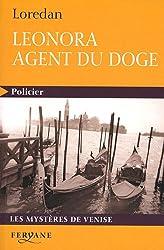 Les mystères de Venise, Tome 1 : Leonora Agent du doge