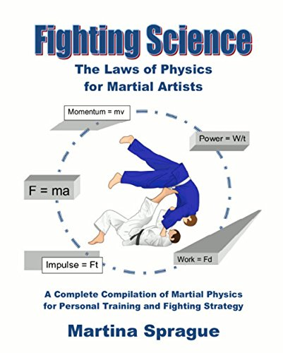 Fighting Science: The Laws of Physics for Martial Artists (Revised and Expanded) (English Edition) por Martina Sprague