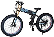 Aest Fat E Folding Bike