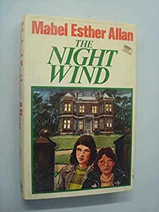 book cover of The Night Wind