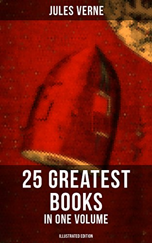 "This carefully edited collection of ""JULES VERNE: 25 Greatest Books in One Volume (Illustrated Edition)"" has been designed and formatted to the highest digital standards and adjusted for readability on all devices.Contents:Twenty Thousand Leagues Und..."