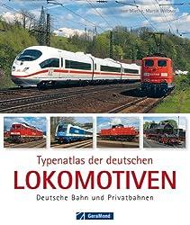 Typenatlas der dt. Lokomotiven