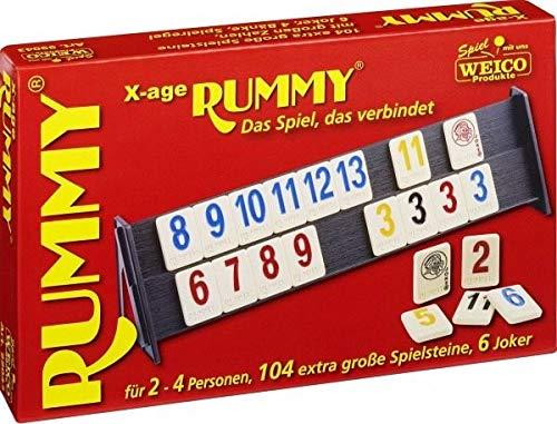 Weico Produkte 99043 - XXL Rummy in Farbbox