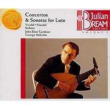 Concertos & Sonatas for Lute - Julian Bream Edition, Vol. 5
